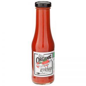 Ketchup Tomate sem Açúcar Biológico BioBandits 325ml
