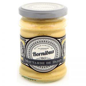 Bornibus Dijon Mustard 250g