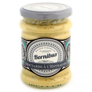 Bornibus Tarragon Mustard 250g