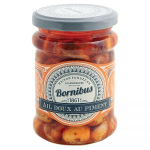 Bornibus Mild Garlic With Chilli 250g