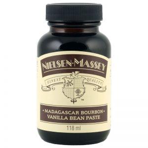 Pasta de Baunilha Bourbon de Madagáscar Nielsen-Massey 118ml