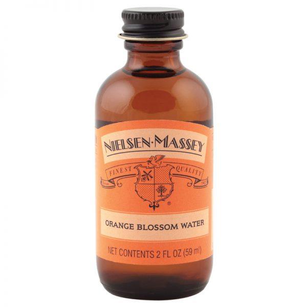 Água de Flor de Laranjeira Nielsen-Massey 60ml