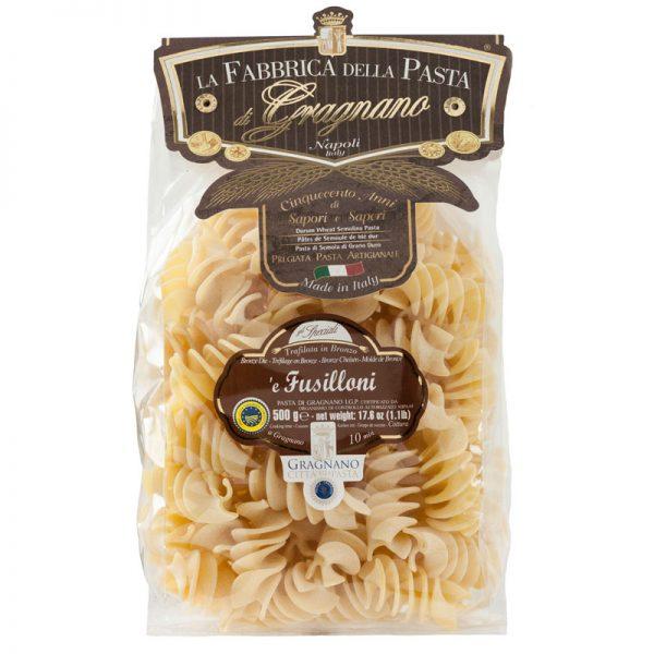 La Fabrica della Pasta Pasta Fusiloni IGP 500g
