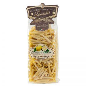 Pasta Pennette com Sumo de Limão La Fabrica della Pasta 500g