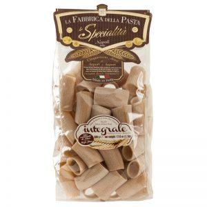 La Fabrica della Pasta Pasta Paccheri de Gragnano Wholemeal Rigati 500g