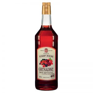Rieme-Boissons Grenadine Syrup 1000ml