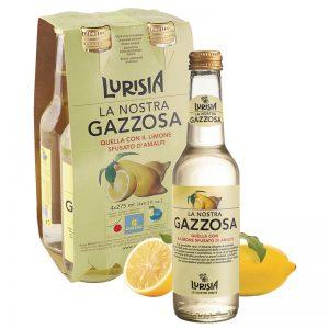 Gazzosa - Refrigerante com gás Lurisia 1