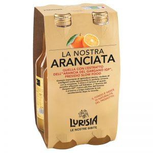 """Laranjada """"Aranciata"""" Lurisia 1"""
