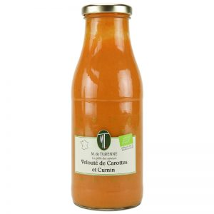 M. de Turenne Organic Carrot & Cumin Soup  500ml
