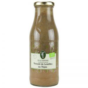 M. de Turenne Organic Lentils & Thyme Soup  500ml