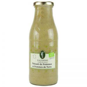 M. de Turenne Organic Leek & Potatoes Soup  500ml