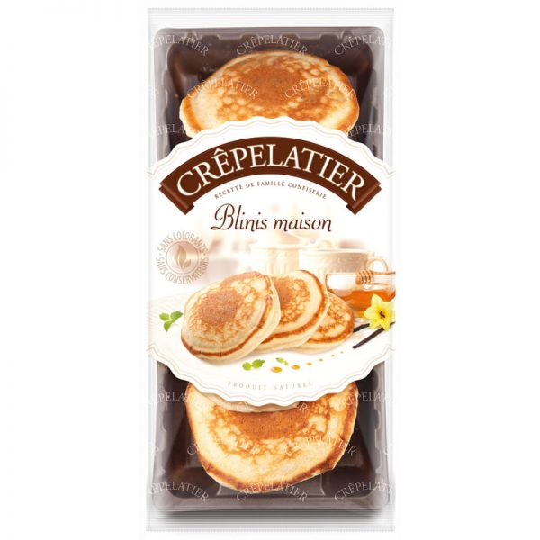 Crêpelatier American Style Pancakes 280g