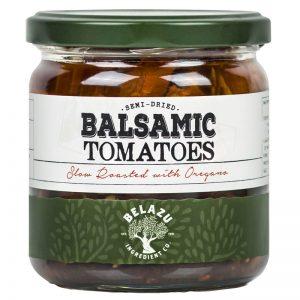 Belazu Semi-Dried Balsamic Tomatoes 330g