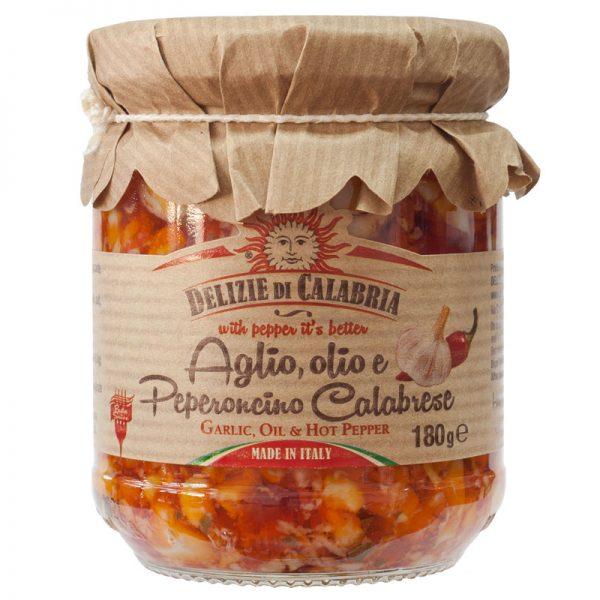 Delizie di Calabria Garlic