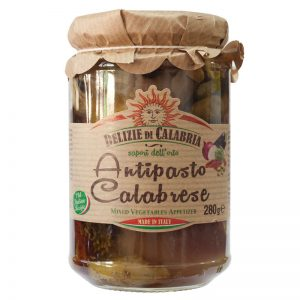 Delizie di Calabria Mixed Vegetables Appetizer 280g