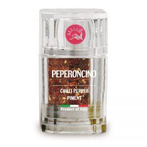 Collitali Chili Pepper Mini Square Grinders 6g