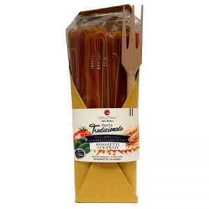 Esparguete Colorido Collitali 500g