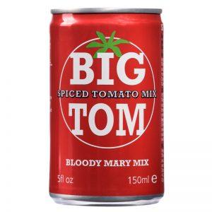 James White Big Tom Spiced Tomato Mix 150ml