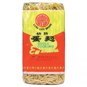 Longlife Quick Cooking Egg Noodle 500g