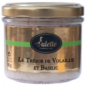 Valette Poultry and Basil Terrine 90g