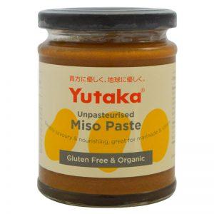Pasta Miso Biológica Yutaka 300g