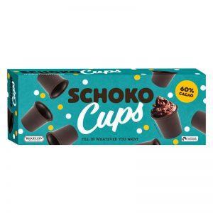 Copos de Chocolate Preto Riegelein 125g