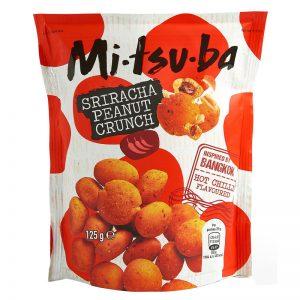 Snack de Amendoins com Sriracha Mitsuba 125g