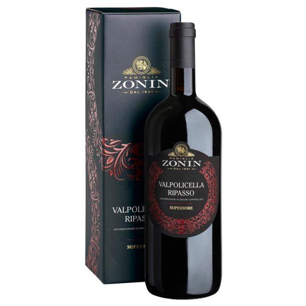 Zonin Ripasso Valpolicella Superiore DOC Red Wine 1