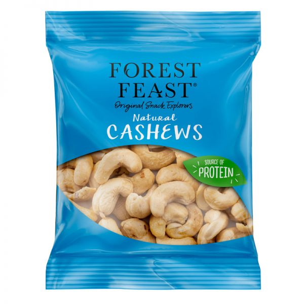 Cajus ao Natural Forest Feast 40g