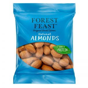 Amêndoas ao Natural Forest Feast 50g