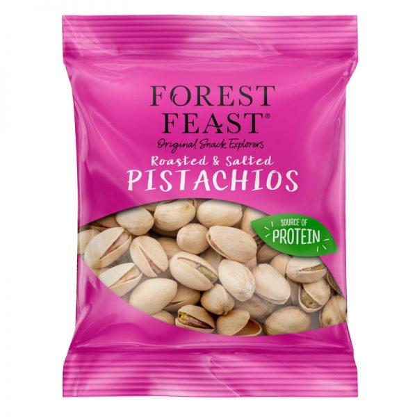 Pistáchios Torrados com Sal Forest Feast 35g