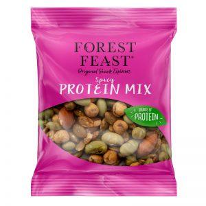 Mistura Proteica Condimentada Forest Feast 40g