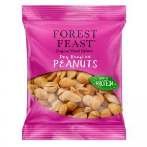 Amendoins Torrados Secos Forest Feast 70g