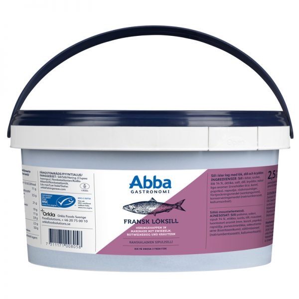 Abba Seafood Herring with French Onion 2