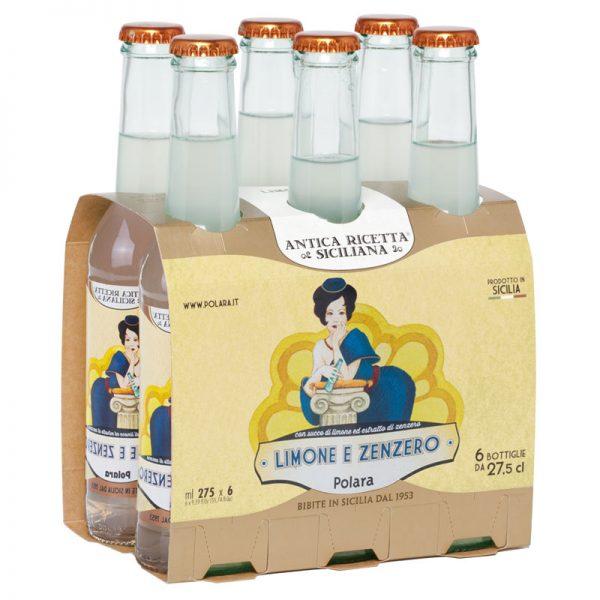 Limonada com Gengibre Antica Ricetta Siciliana 1