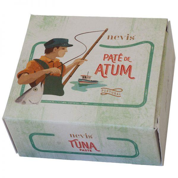 Paté de Atum Nevis 65g