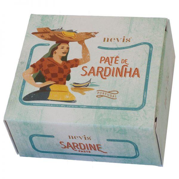 Nevis Sardine Paste 65g
