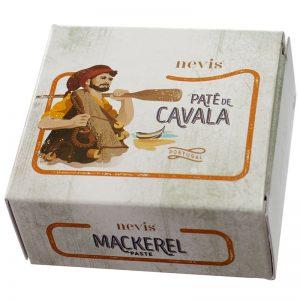 Paté de Cavala Nevis 65g