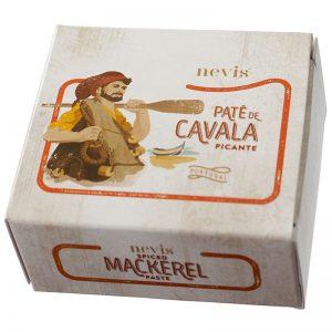 Nevis Mackerel Spicy Paste 65g
