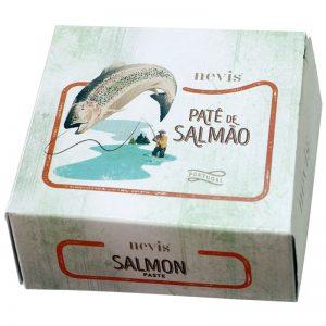Paté de Salmão Nevis 75g