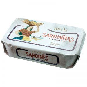 Sardinhas em Escabeche Nevis 120g