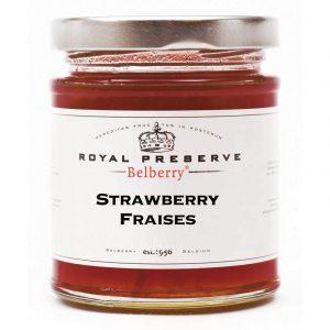 Belberry Strawberry Extra Jam 215g
