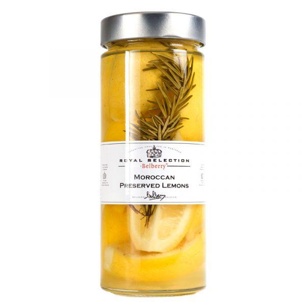 Conserva de Limão Estilo Marroquino Belberry 625g