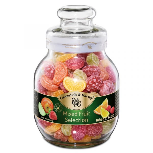 Cavendish & Harvey Mixed Fruit Selection in Large Jar 966g