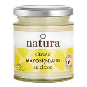 Maionese com Limão Natura 160g