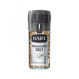 Moinho de Sal com Especiarias Marroquinas Bart Spices 40g