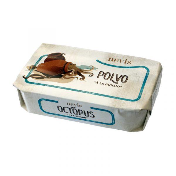 "Nevis Octopus ""à lá guilho""  110g"