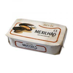 Nevis Mussels in Vinegar Sauce 110g