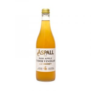 Aspall Raw Apple Cyder Vinegar with Honey 500ml