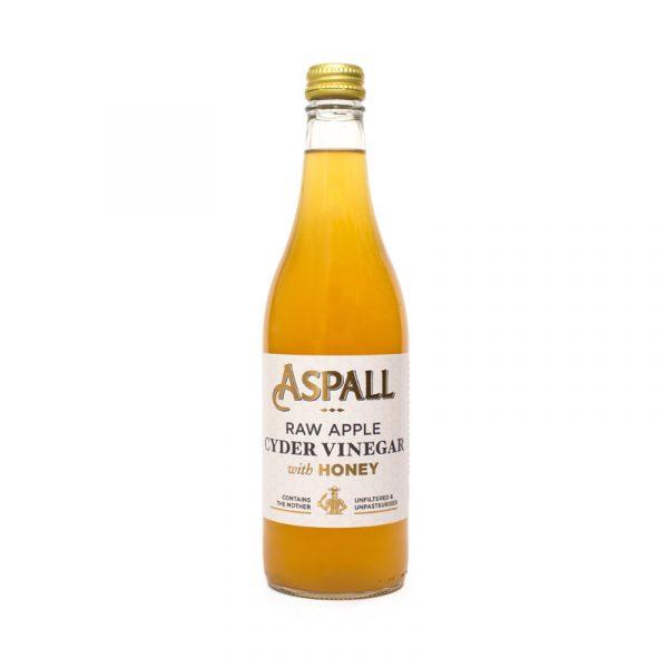 Aspall Raw Apple Cyder Vinegar with Honey 500ml